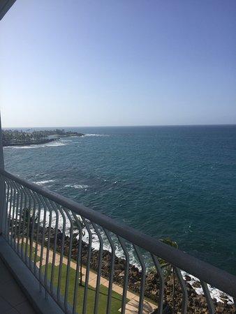 Ocean view room is the best