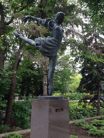 Artist 39 S Studio Picture Of Leo Mol Sculpture Garden