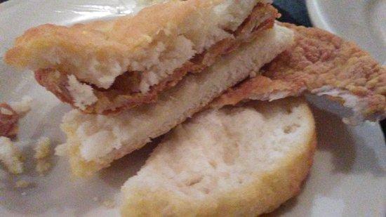 """Dillard, GA: """"Tenderloin"""" biscuit"""