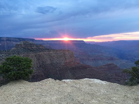 Tusayan, AZ : South Rim Sunset