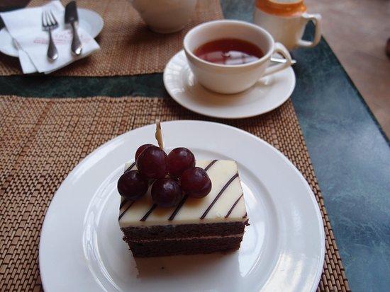 Thorn Tree Cafe: 我的甜品