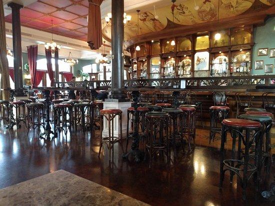 Cooper Pub Restaurant Picture Of Cooper Pub Saint Louis