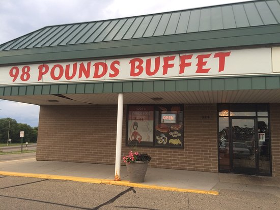you might find some of these foods at other places picture of 98 rh tripadvisor com 98 Pounds Bloomington MN Buffet Bloomington MN