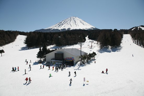 Fujiten Snow Resort