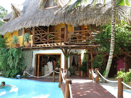 The yoga center picture of holbox hotel casa las tortugas petit beach hotel spa holbox - Holbox hotel casa las tortugas ...