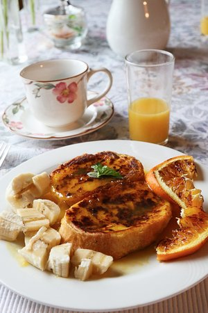 Sodus, Nova York: Orange French Toast... Swooning!