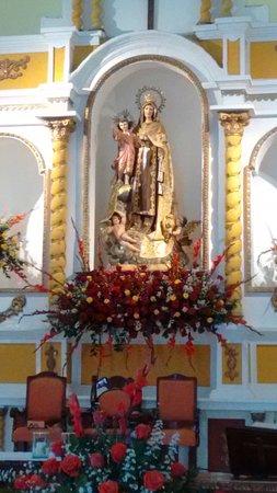 El Carmen de Bolivar, كولومبيا: Virgen del Carmen