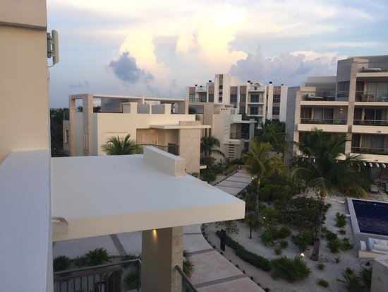 Superbe Beloved Playa Mujeres : Vue Du Site