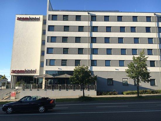 Lobbybar picture of acomhotel nurnberg nuremberg for Nurnberg hotel