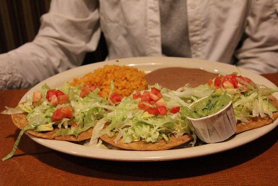 Fiesta Cancun Mexican Restaurant Cantina My Wife S Gluten Free Meal
