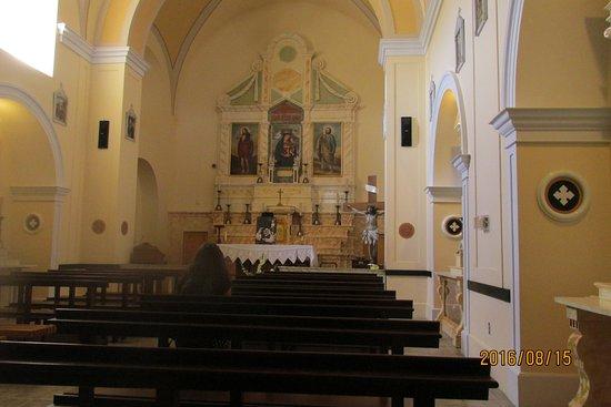 Barto, PA: Chapel