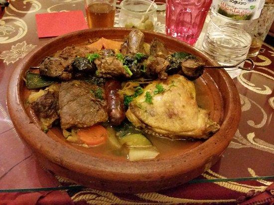 Combo Lots Of Food Picture Of La Cuisine Des Sables