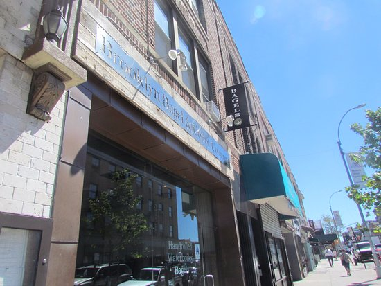 Astoria, NY: Brooklyn Bagel on Broadway