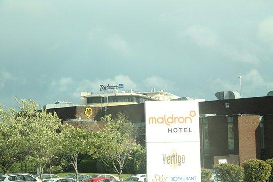 Maldron Hotel Dublin Airport : August 2016.