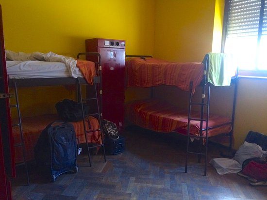 Puerto Limon Hostel : ドミトリー
