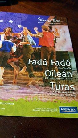Siamsa Tire National Folk Theatre Ireland