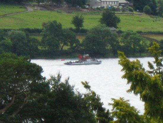 Watermillock, UK: Ullswater Ferry