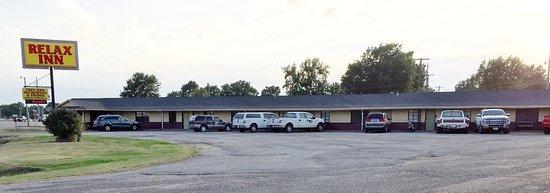 Vinita, Oklahoma: out side property