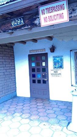 Espanola, NM: Front door