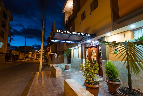 Hotel Frances La Maison: Fachada