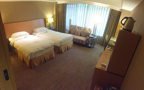 City Suites Taipei Nanxi: スーペリアツインルーム