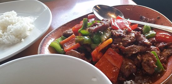 Lombard, Ιλινόις: Yummy pepper steak!
