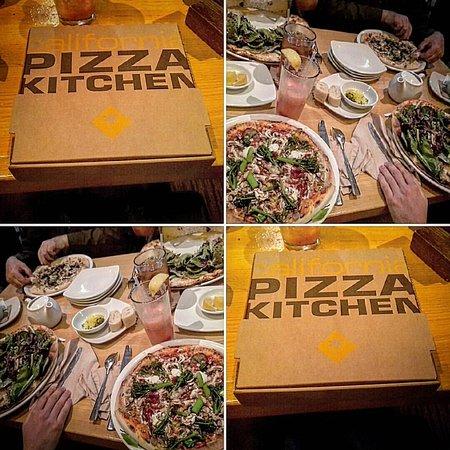 California Pizza Kitchen: Pizze