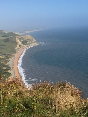 Charmouth, UK: Golden Cap Estate