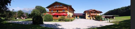 Puch, Áustria: Blick auf das Haus