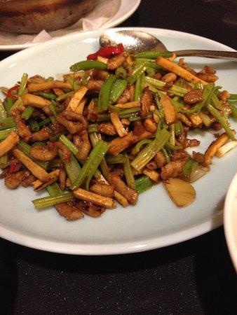 Facing East: chicken stir fried