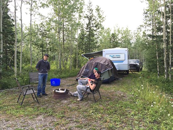 Prince George, Canadá: Happy Campers