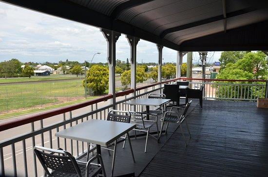 Gatton, ออสเตรเลีย: Terrace