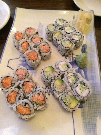 Old Saybrook, CT: Sushi