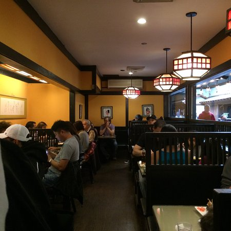 Osakaya Restaurant : Cozy on chilly day