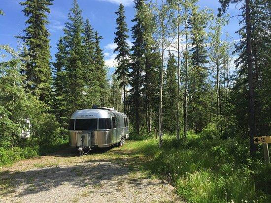 Prince George, Canadá: Big Rigs Friendly RV Park