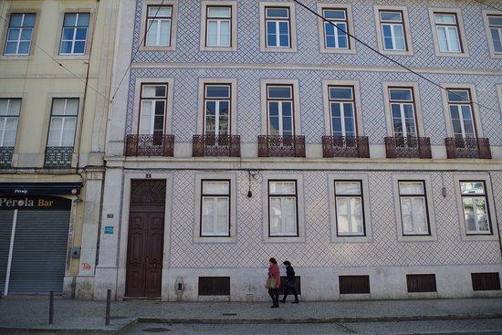 Jardim de Santos Hostel: 外観