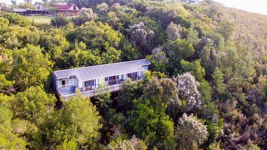 Plettenberg Bay Game Reserve, Sudáfrica: Family Unit arial shot
