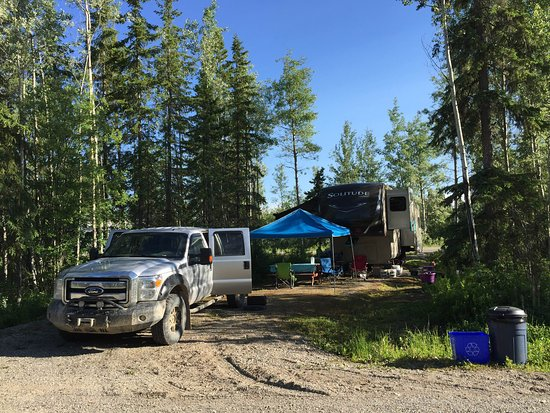Prince George, Canada: Big Rigs Friendly RV Park
