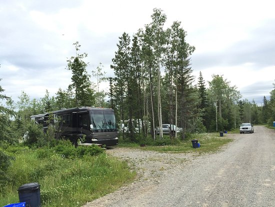 Prince George, Kanada: Big Rigs Friendly RV Park
