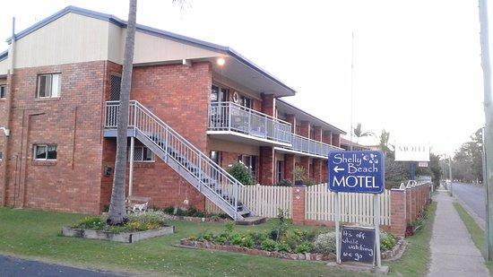 Urangan, Australien: Très bon motel