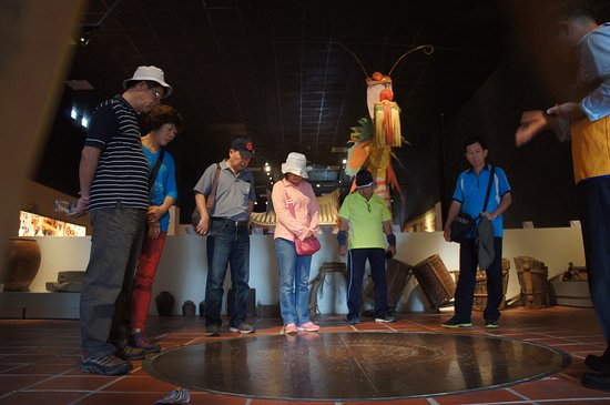 Kinmen, Tajwan: 專業的導覽解說