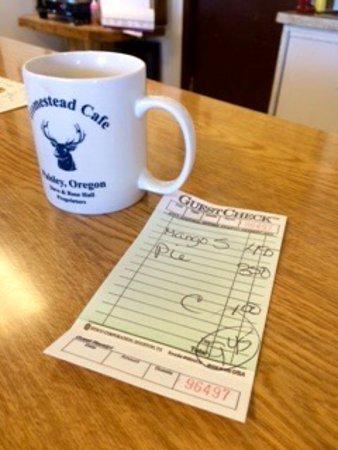 Paisley, Όρεγκον: the bill