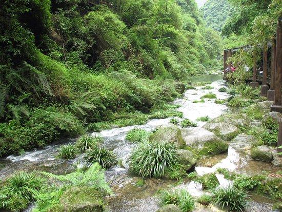 Yichang, China: Sanxia Family Scenic Resort