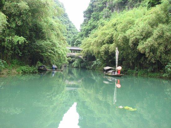 Yichang, Kina: Sanxia Family Scenic Resort