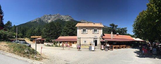 Chemins de fer de Corse : Gare de Vizzavone