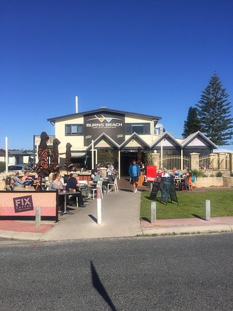 Burns Beach Cafe