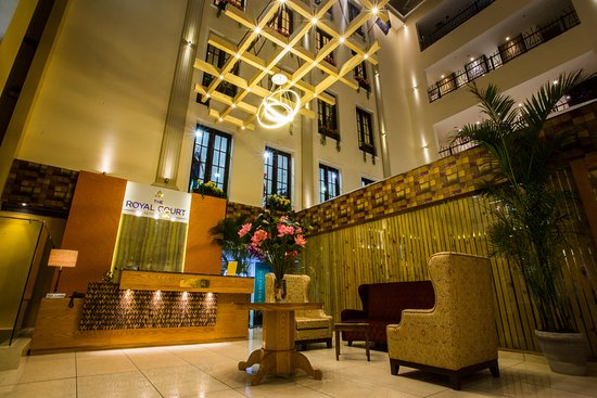 The Royal Court Hotel & Spa