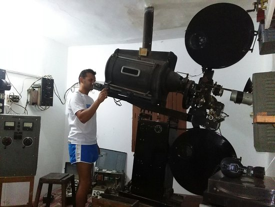 Cine-Museo de Alcala del Jucar
