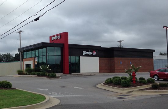 Wendy's-Muscle Shoals