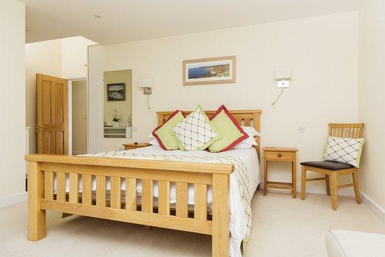 Kingsbridge, UK: Room 1